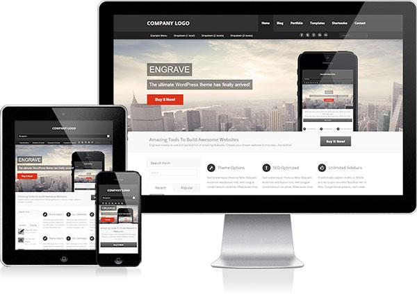 Siti Web design Responsive