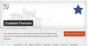 custom favicon